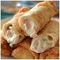 Garlic Mayo Chicken Roll